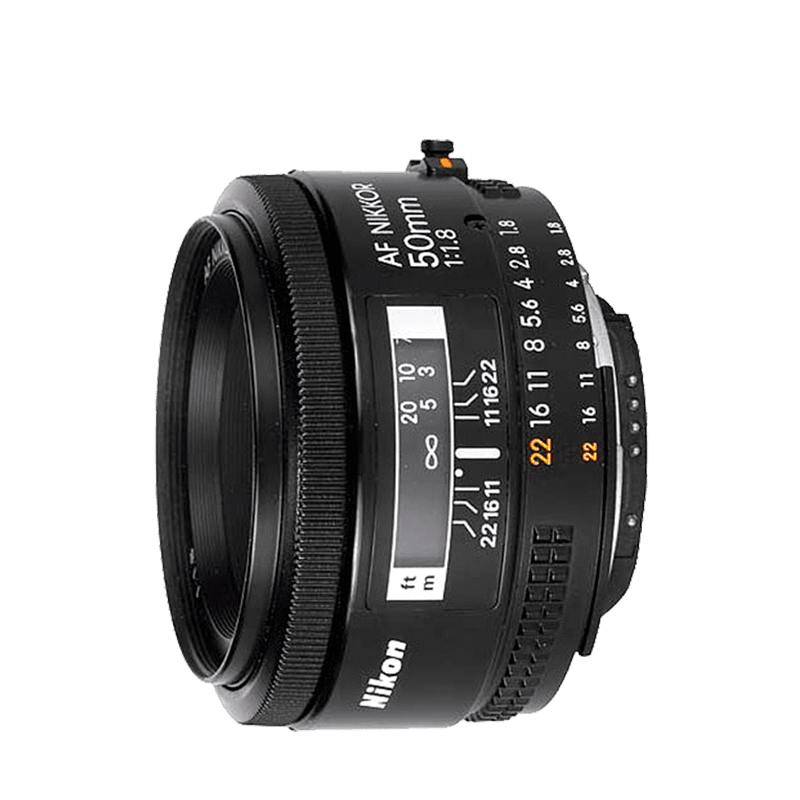 Nikkor 50mm f/1,8N