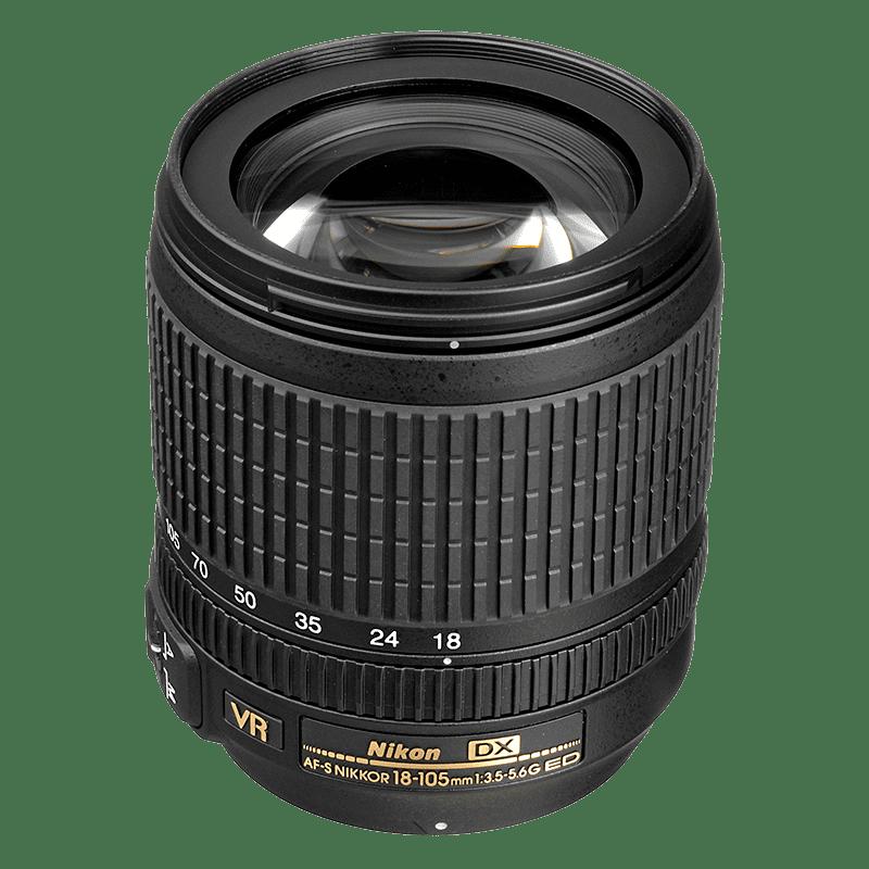 Nikkor AF-S DX 18-105mm f/3.5-5.6G ED VR