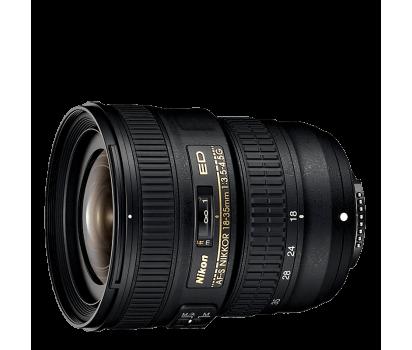 Nikkor 18-35mm f/3,5-4,5G IF ED