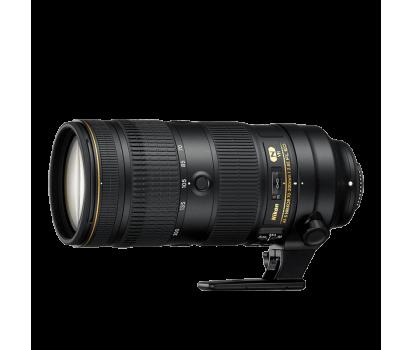 Nikkor 70–200mm f/2,8E FL ED VR
