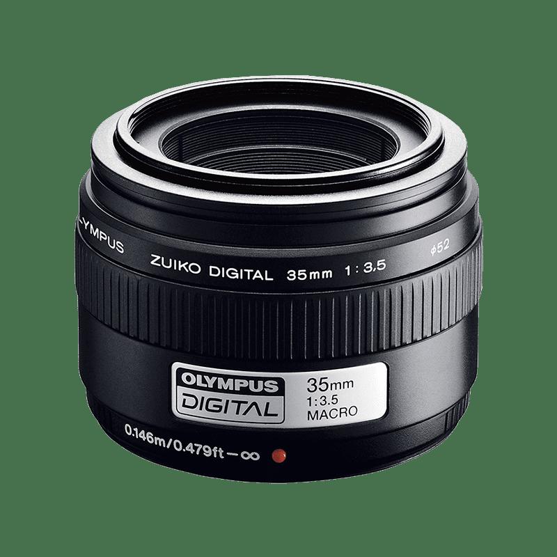Olympus M.zuiko D. 35mm f/3,5 EM-3535
