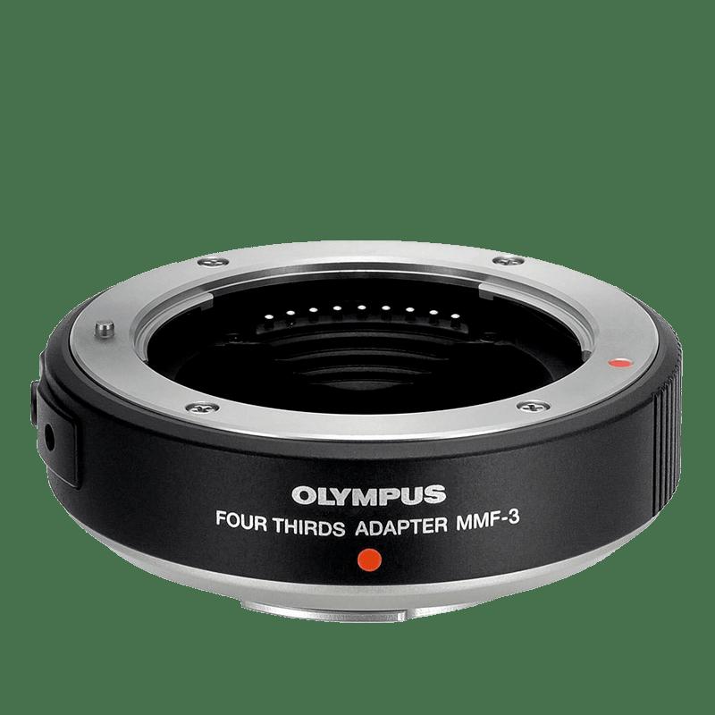 Olympus MMF-3 adaptér
