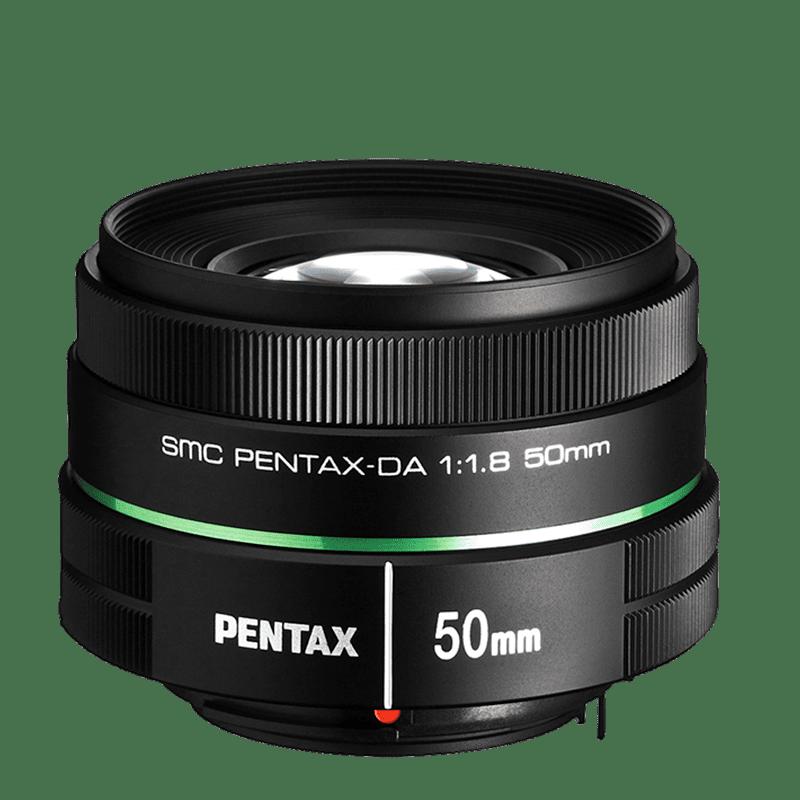 Pentax 50mm f/1,8 SMC DA