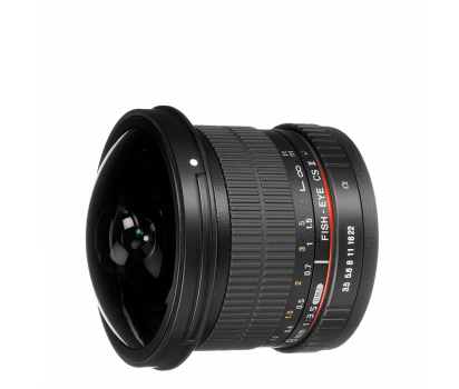 Samyang 8mm f/3,5 IF UMC Fisheye CSII (pre Nikon)