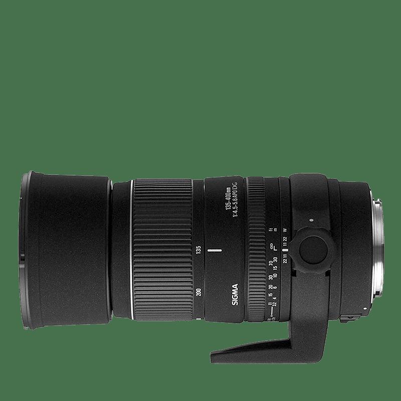 Sigma 135-400mm f/4.5-5.6 AF APO (pre Nikon)