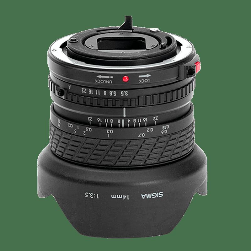 Sigma 14mm f/3,5 (pre Canon)