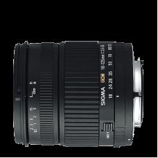 Sigma 18-125mm f/3,5-5,6 DC (pre Nikon)