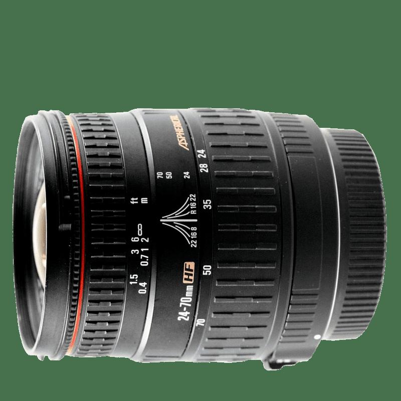 Sigma 24-70mm f/3,5-5,6 Adpherical HF (pre Nikon)