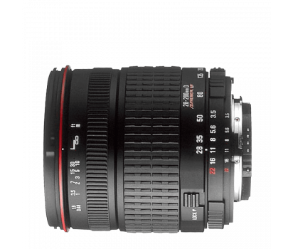 Sigma 28-200mm f/3,5-5,6 DG Macro (pre Nikon)