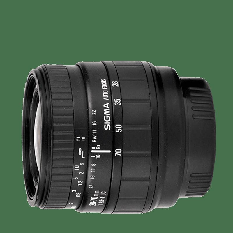 Sigma 28-70mm f/2,8-4 UC (pre Nikon)