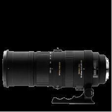 Sigma 150-500mm f/5-6,3 APO DG (pre Nikon)