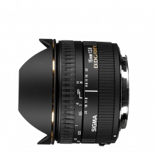 Sigma 15mm f/2,8 Fisheye EX CD (pre Nikon)