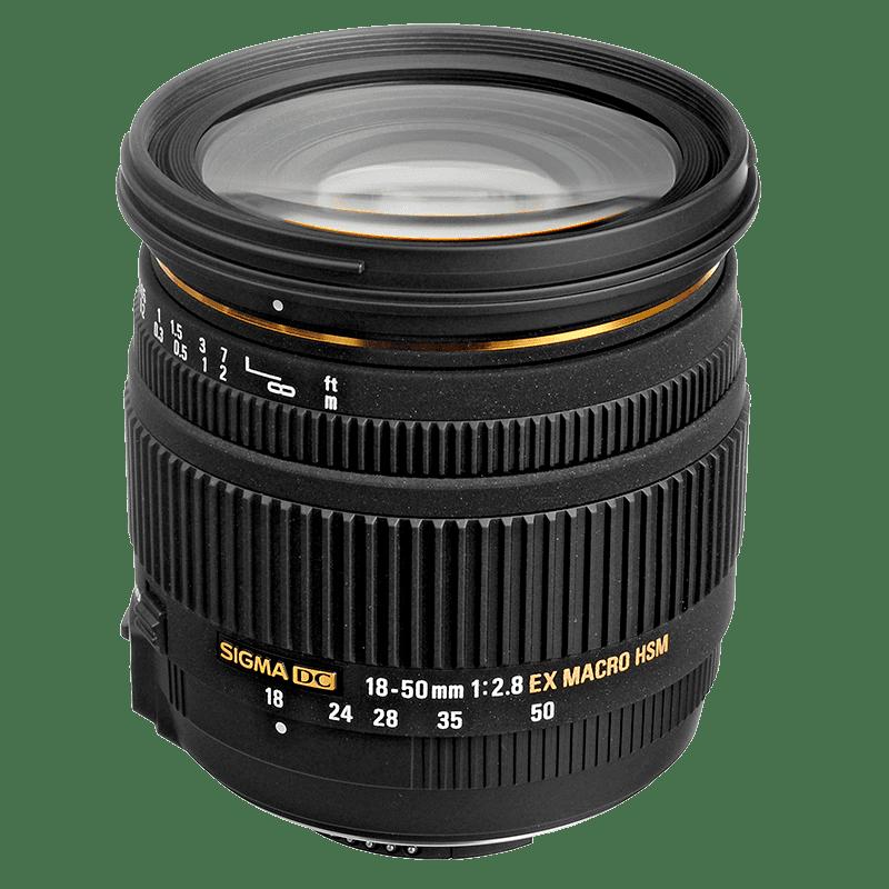 Sigma 18-50mm f/2.8 EX DC Macro (pre Nikon)