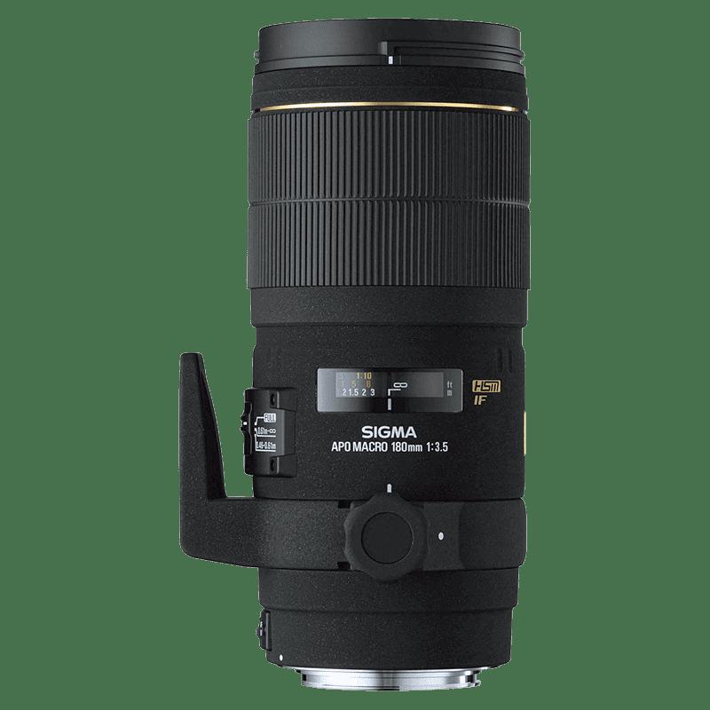 Sigma 180mm f/3,5 APO Macro DG HSM (pre Canon)