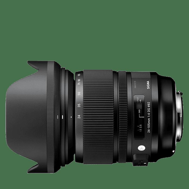 Sigma ART 24-105mm f/4 DG OS HSM (pre Nikon)
