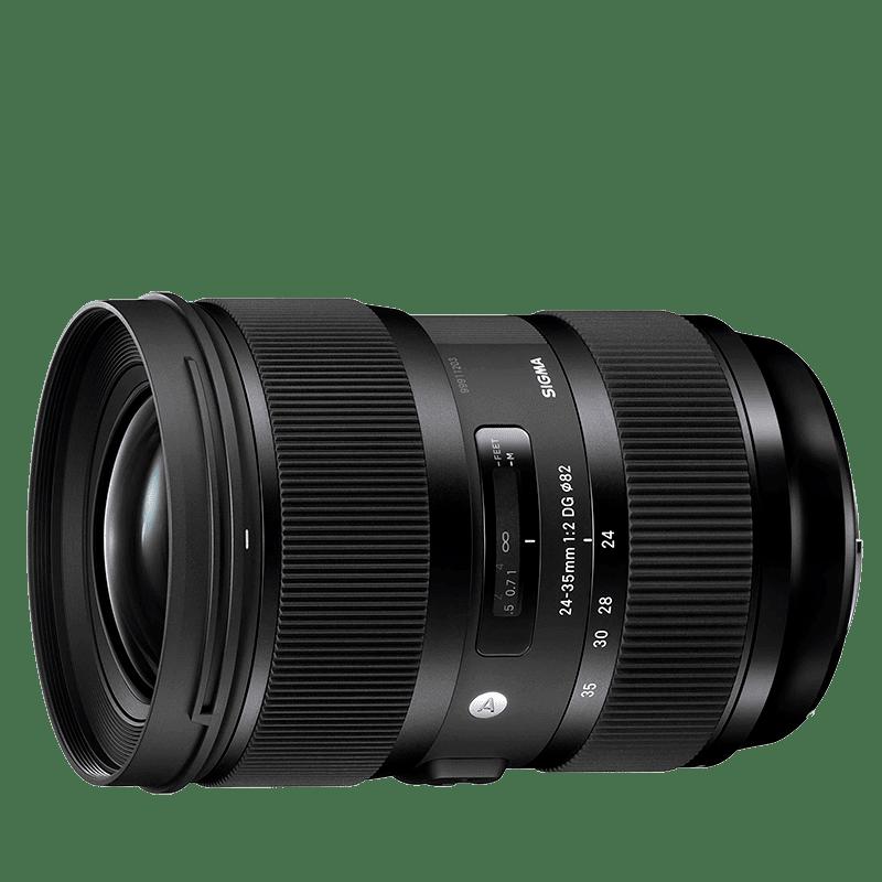 Sigma ART 24-35mm f/2 DG HSM (pre Nikon)