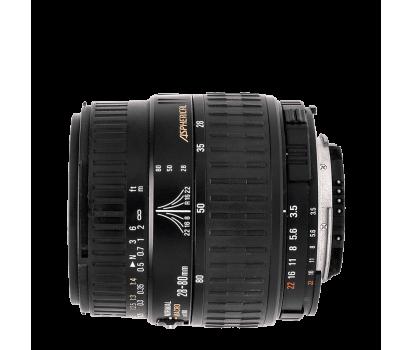 Sigma 28-80mm f/3,5-5,6 Aspherical AF D (pre Canon)