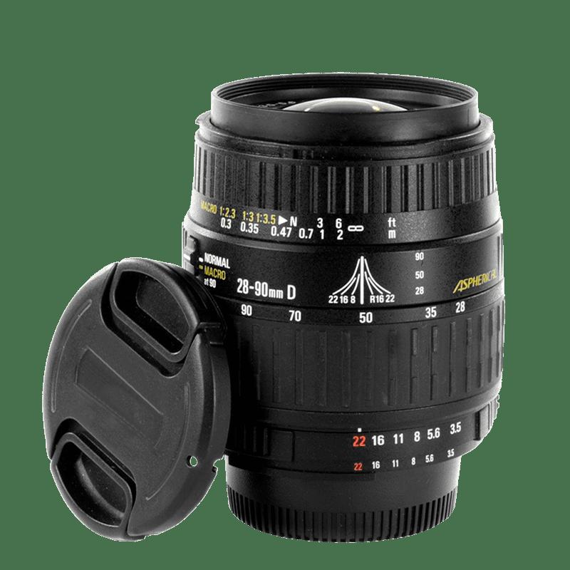 Sigma 28-90mm f/3,5-5,6 Aspherical (pre Nikon)