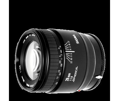 Sigma 28mm f/1,8 Aspherical Ⅱ (pre Canon)