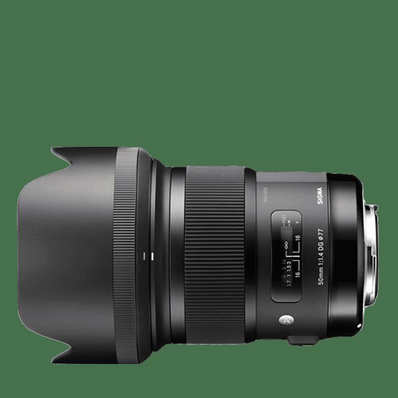 Sigma ART 50mm f/1,4 DG HSM (pre Nikon)