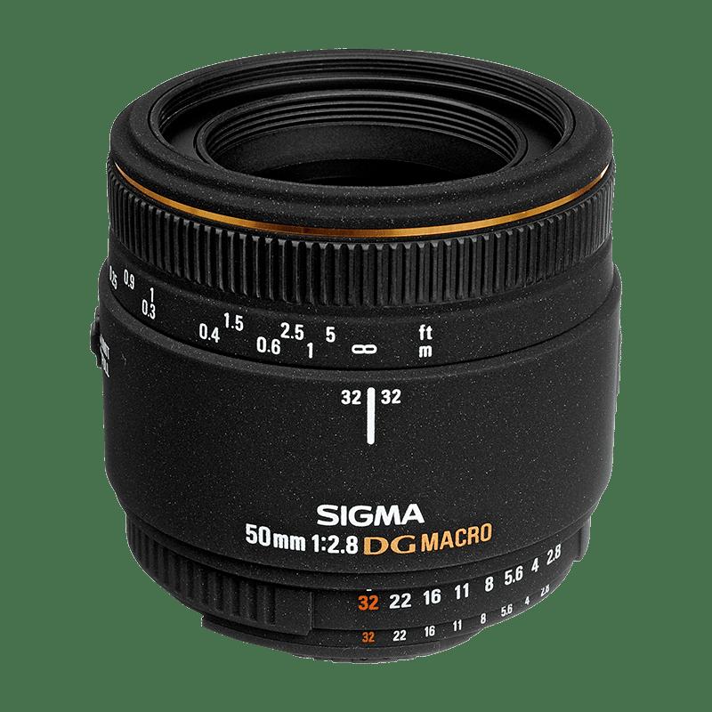 Sigma 50mm f/2,8 DG Macro (pre Nikon)