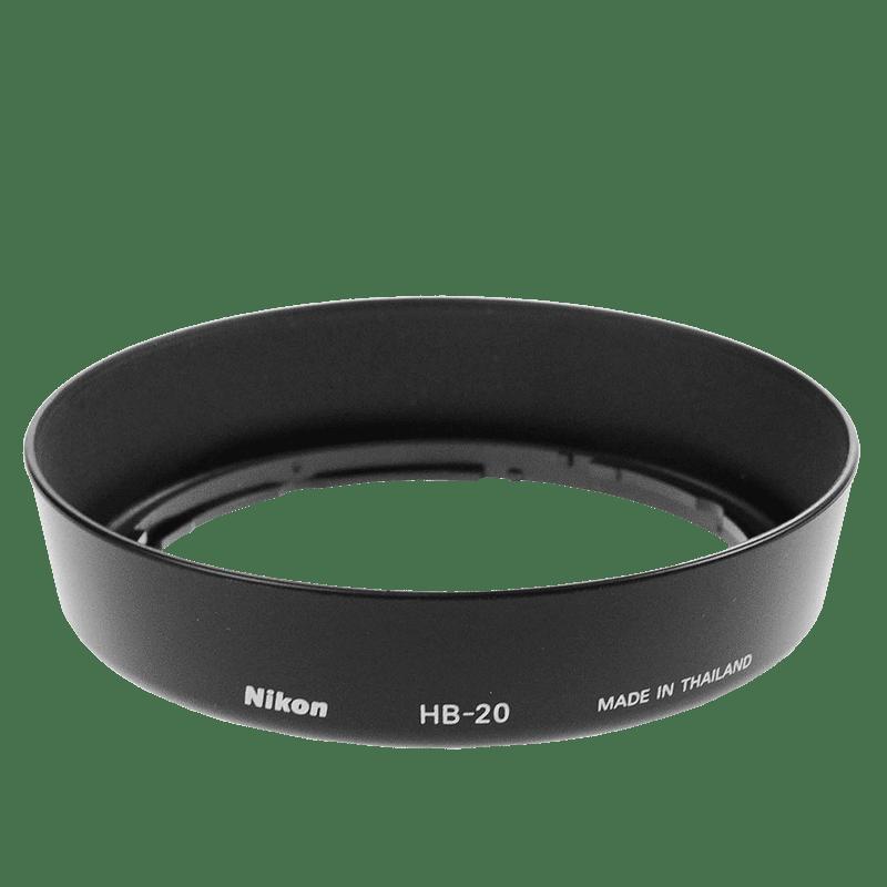Slnečná clona Nikon HB-20