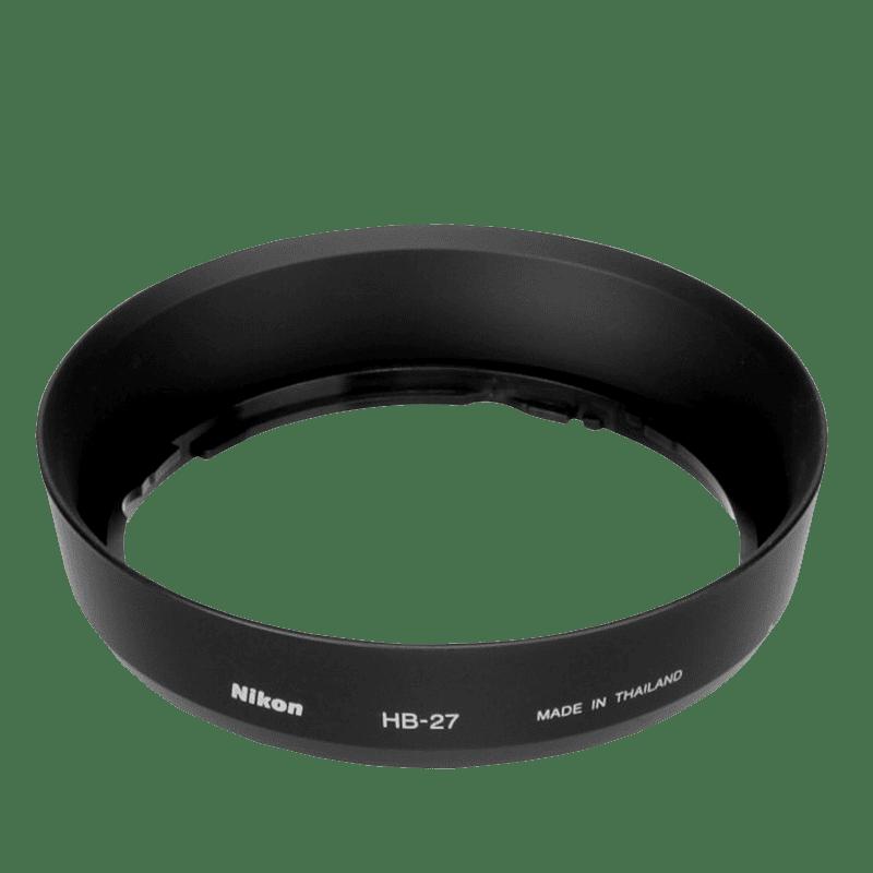 Slnečná clona Nikon HB-27