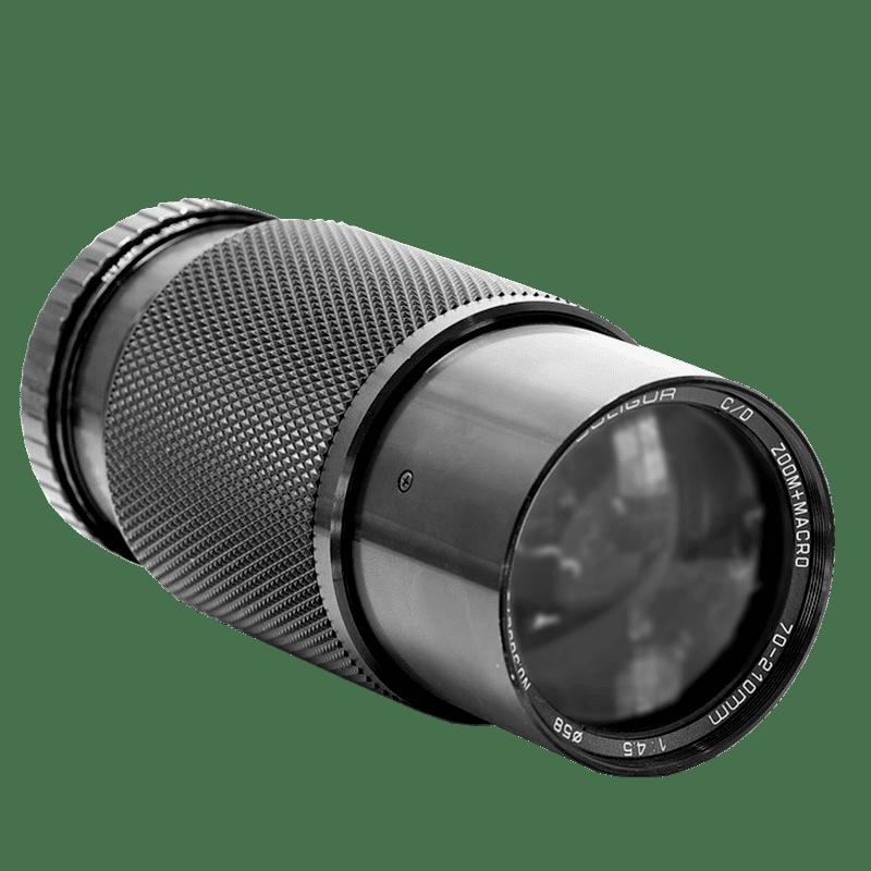 Soligor CD 70-210mm f/4,5-5,6 Macro (pre Pentax)