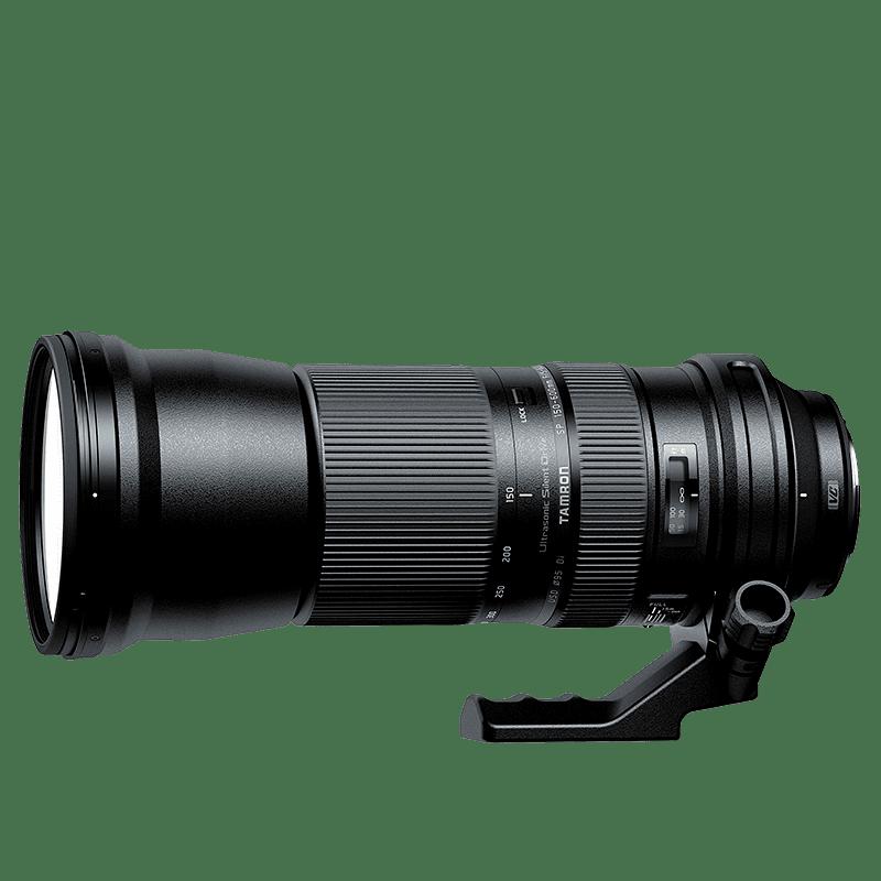 Tamron 150-600mm f/5-6,3 Di USD (pre Canon)