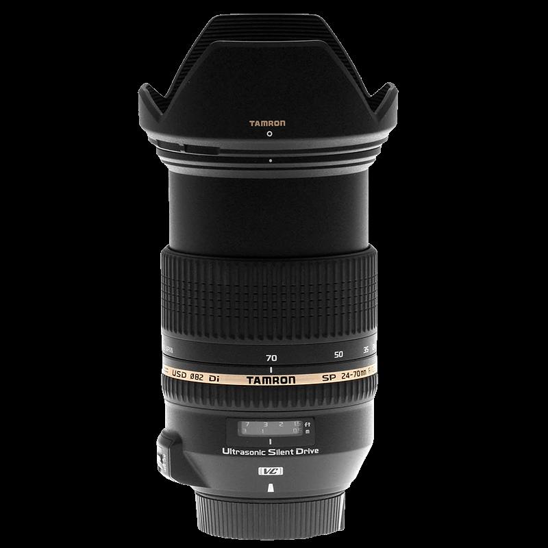 Tamron 24-70mm f/2.8 Di VC USD (pre Canon)