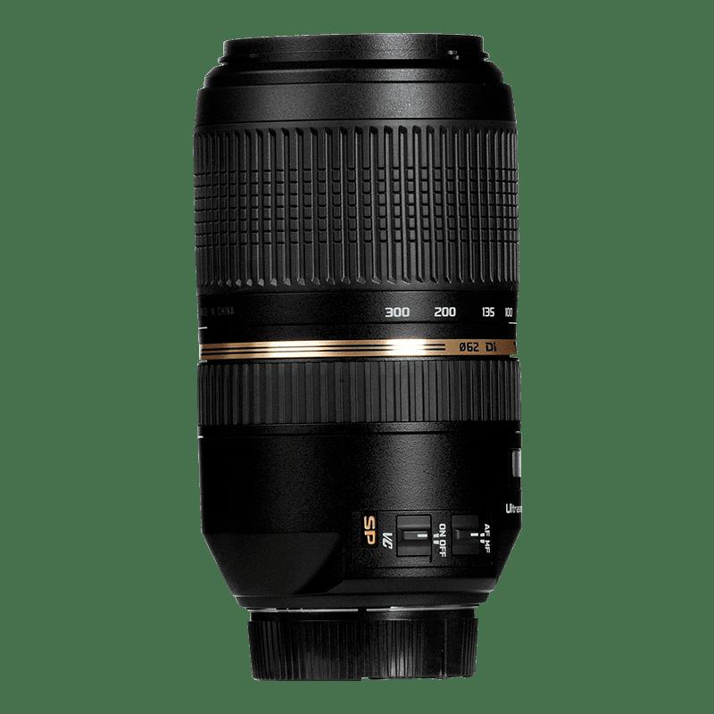 Tamron 70-300mm f/4-5,6 SP Di VC USD (pre Canon)