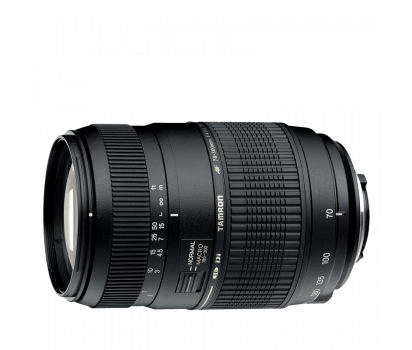 Tamron AF 70-300mm f/4-5.6 Di LD macro (pre Canon)