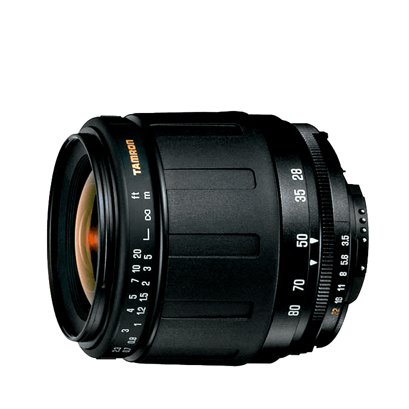 Tamron AF 28-80mm f/3.5-5.6 (pre Canon)