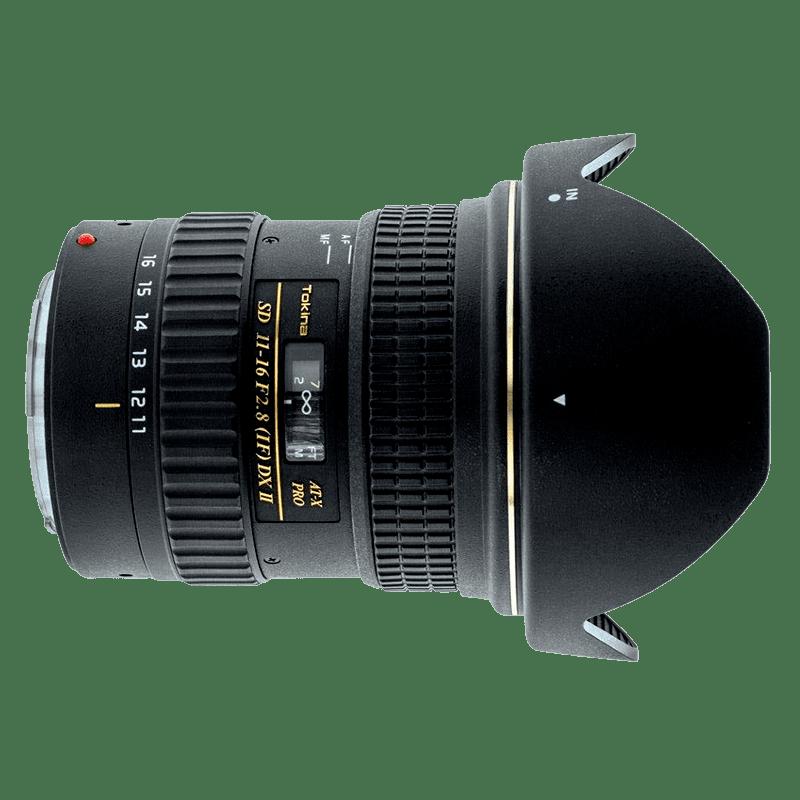 Tokina 11-16mm f/2,8 PRO DX II (pre Nikon)