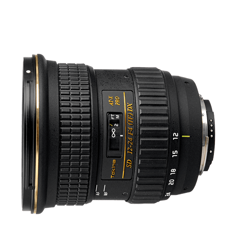Tokina AT-X PRO DX 12-24mm f/4 (pre Canon)