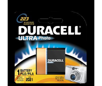 Batéria Duracell CR-P2 6V