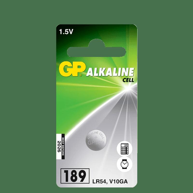 Batéria GP 189 (LR54, V10GA)