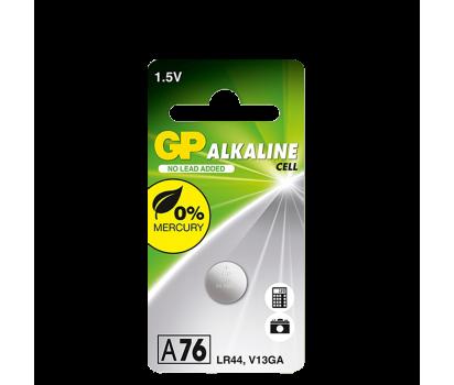 Batéria GP A76 (LR44, V13GA)