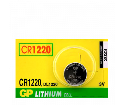 Batéria GP CR1220
