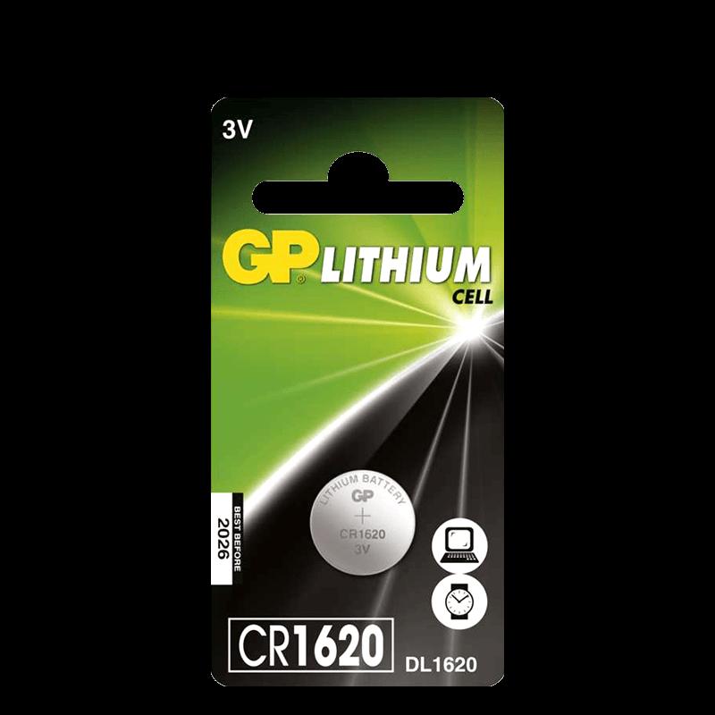 Batéria GP CR1620
