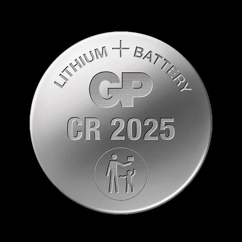 Batéria GP CR2025