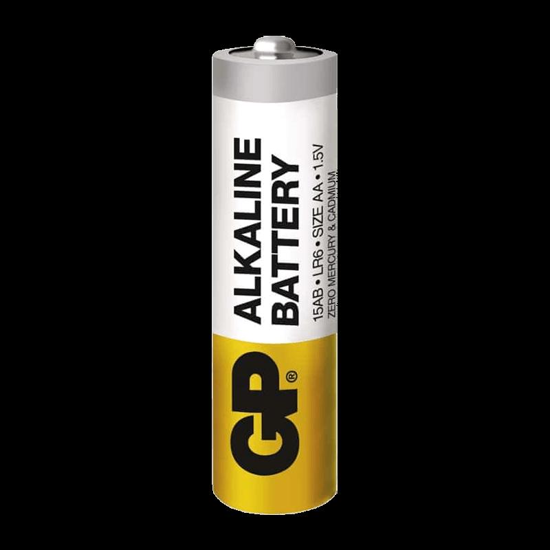 GP alkaline AA (LR6)