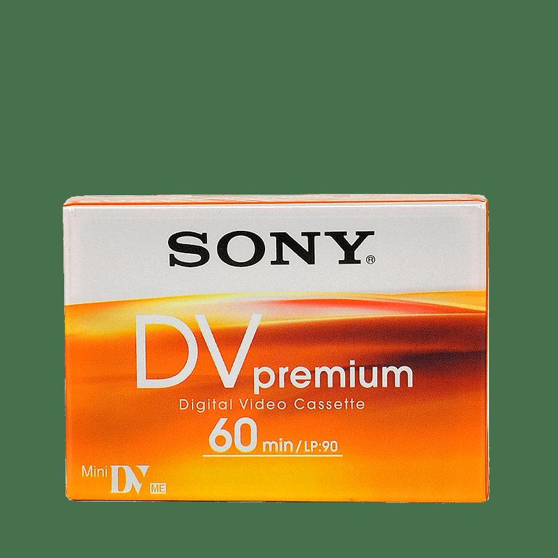 Videokazeta mini DV Sony