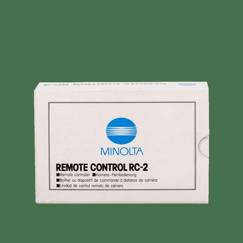Minolta remote control RC-2