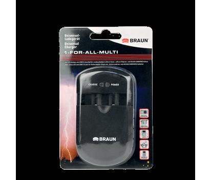 Univerzálna nabíjačka Braun 1 FOR ALL MULTI