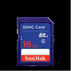 SanDisk SDHC 16GB Class4