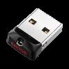 SanDisk cruzer fit USB 2 kľúč (rôzne veľkosti)