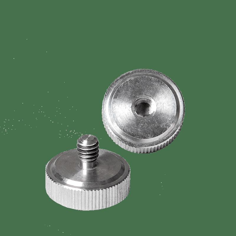 Prístrojová foto skrutka - kovová