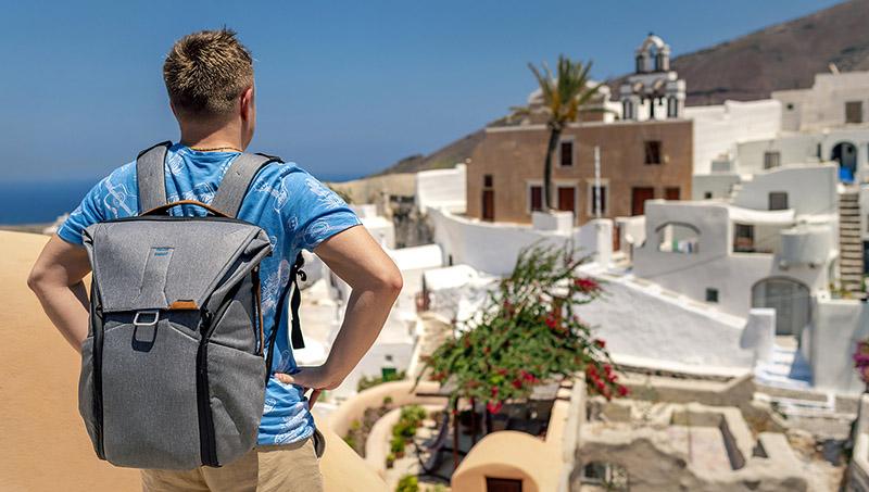 peak design everyday backpack 20l cestovatelský batoh