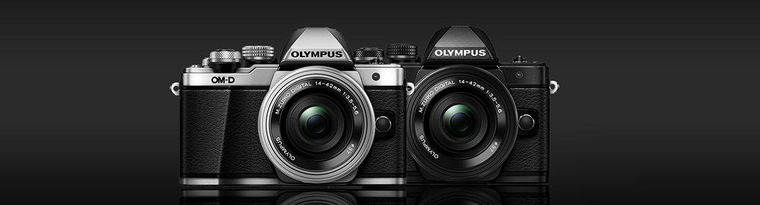 retro foták Olympus OM-D Mark II